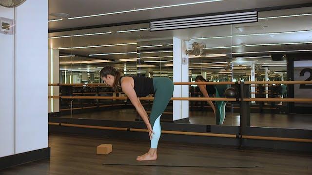 Yoga Flow with Sara Hoenes