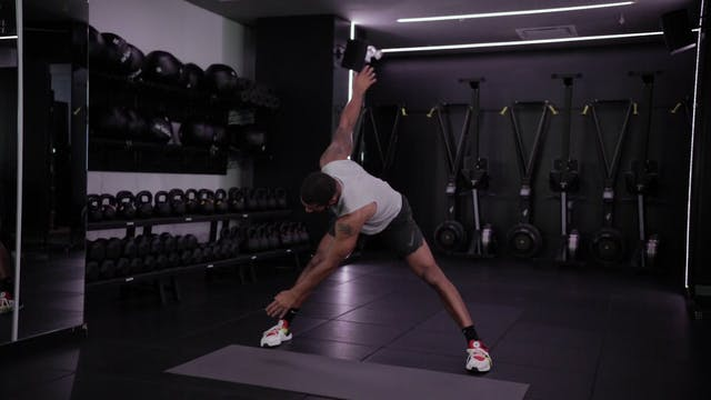 Mobility with Curtis Williams