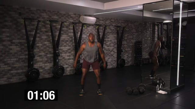 HIIT with Troy Brooks