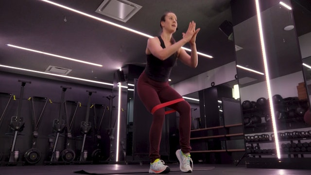 Sculpt [Lower Body] with Sara Hoenes