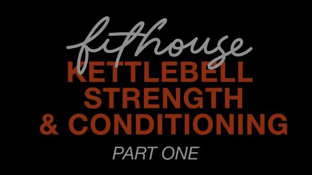 Kettlebell Strength and Conditioning ...