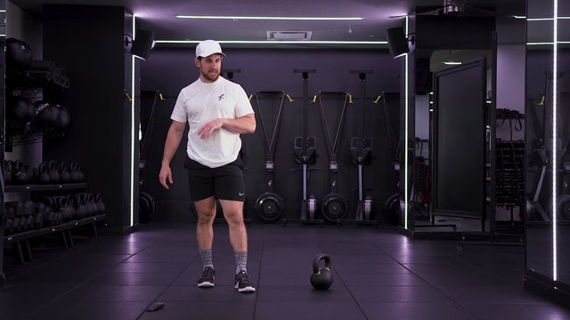 Kettlebells Foundations [Single Arm] with Andrew Mariani