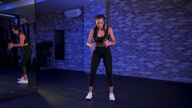 HIIT Box [Cardio & Speed] with Tatian...