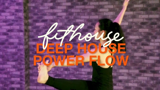 Deep House Power Flow with Saya Tomioka