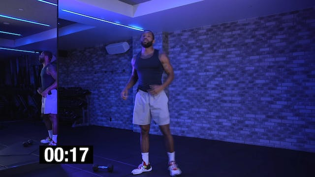 HIIT with Curtis Williams