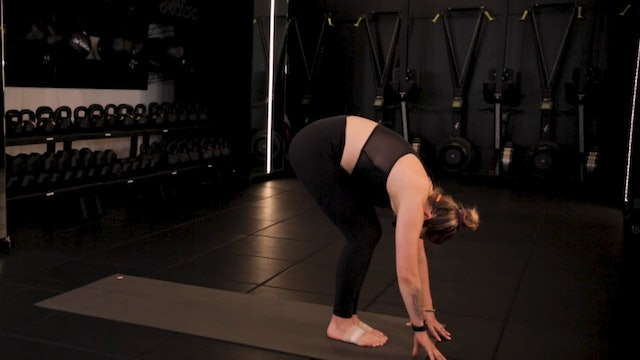 Yoga Flow [Flying Pigeon] with Erin Lagasse
