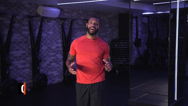 Strength & Stability [Upper Body] with Curtis Williams
