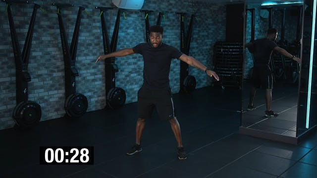 HIIT Box with Greg Taylor