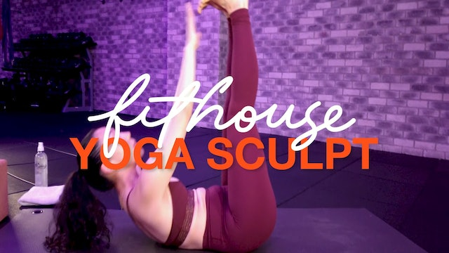 Yoga Sculpt with Saya Tomioka
