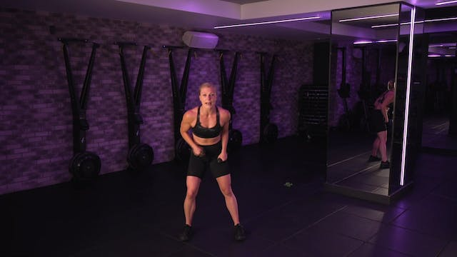 Cardio Sculpt with Lauren Muraski