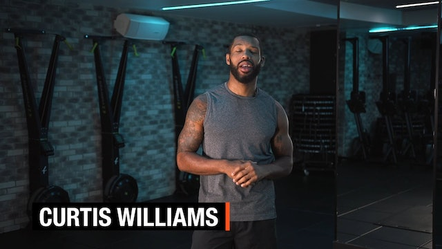 Strength & Stability [Lower Body] with Curtis Williams