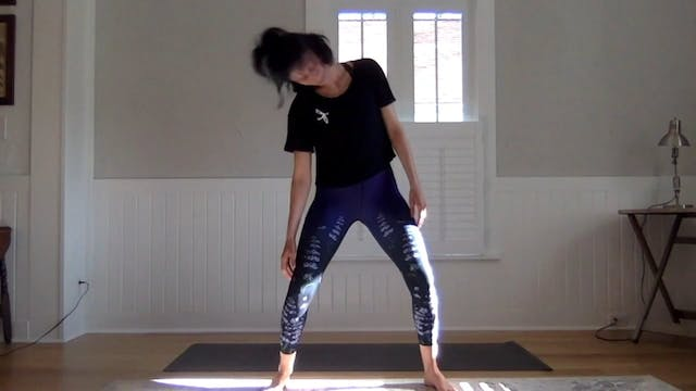 Live: Barre with Nina Marchione