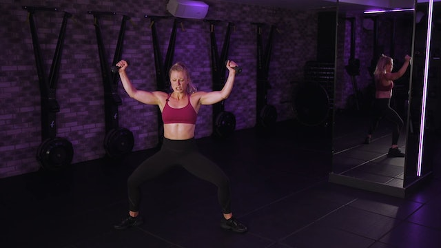 Sculpt [Upper Body & Core] with Lauren Muraski