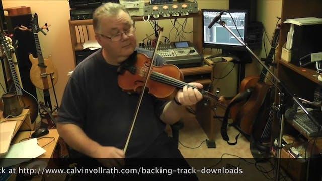 Frontier Fiddlers Jig