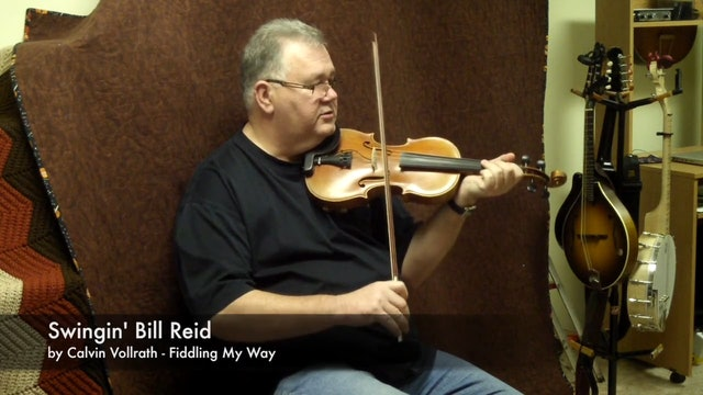 Swingin' Bill Reid