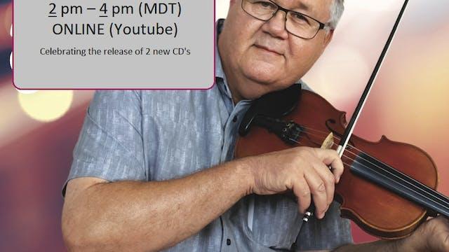 Calvin Vollrath CD Release Concert - (05/24/2020)