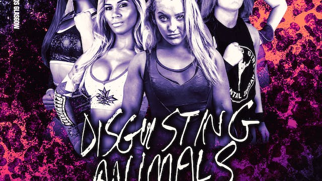 Disgusting Animals - 26th January 2020