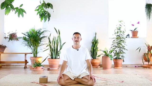 Breathwork + Meditation ONE w/ Tony Lupinacci