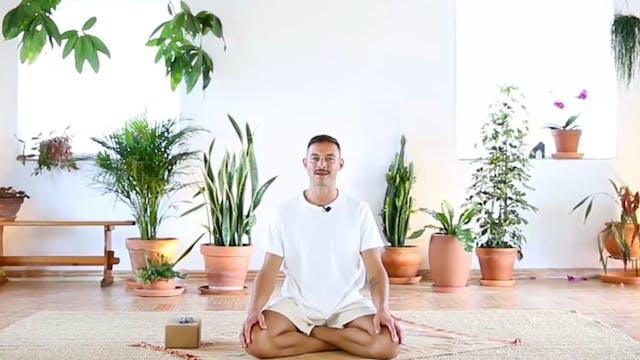 Breathwork + Meditation ONE w/ Tony L...