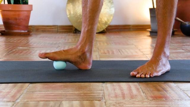 MyoFascial Release | Feet