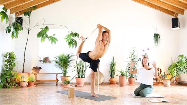 Yoga Classes Over 45 Minutes