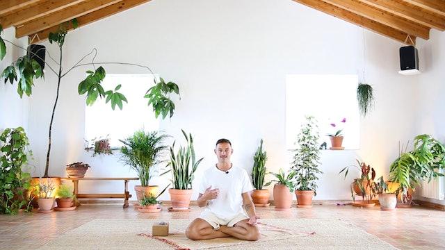 Meditation, Mantra + Beathwork