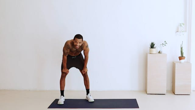 HIIT with Curtis Williams. TWO