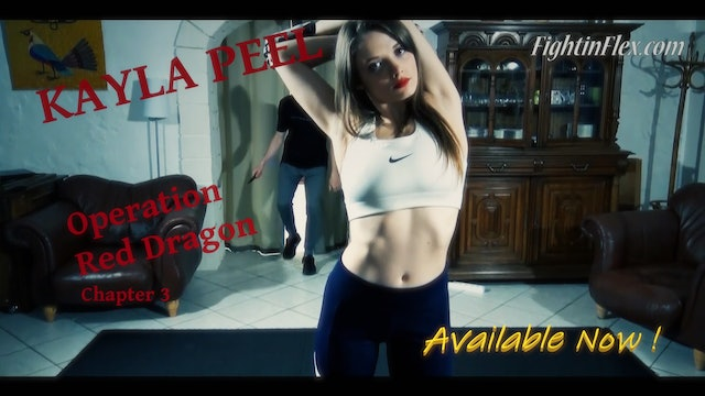Kayla Peel - Operation Red Dragon / Chapter 3 - Compromised
