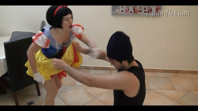 Snow White and the Evil Dwarf