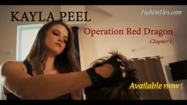 Kayla Peel - Operation Red Dragon / Chapter 1 - The Informant