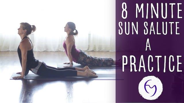 Sun Salute A Practice
