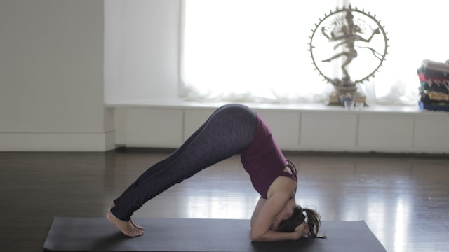 Modified Headstand