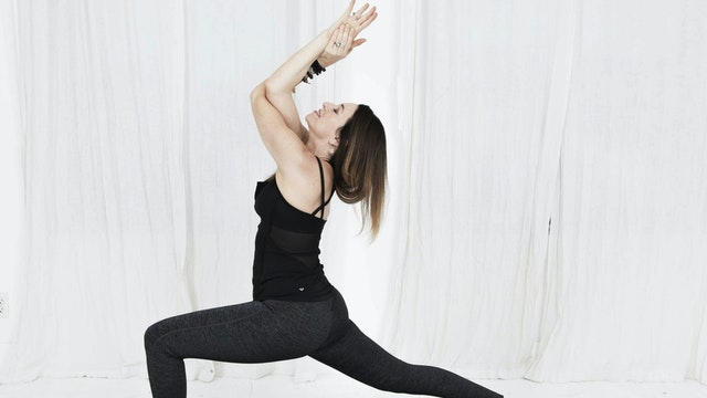 14. Day 4 -Practice Virabhadrasana 1 or Warrior 1, Parsvottanasana (Pyramid) and Vira 3