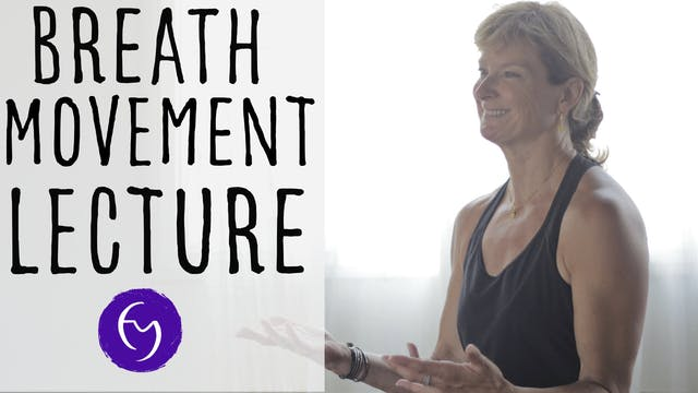 Breath Movement Lecture