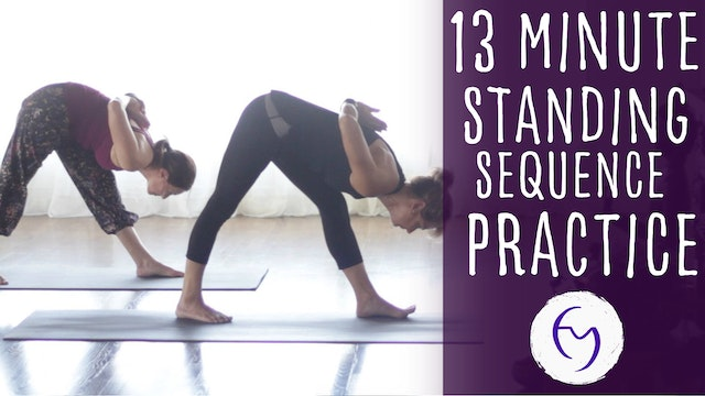 Standing Sequence Practice