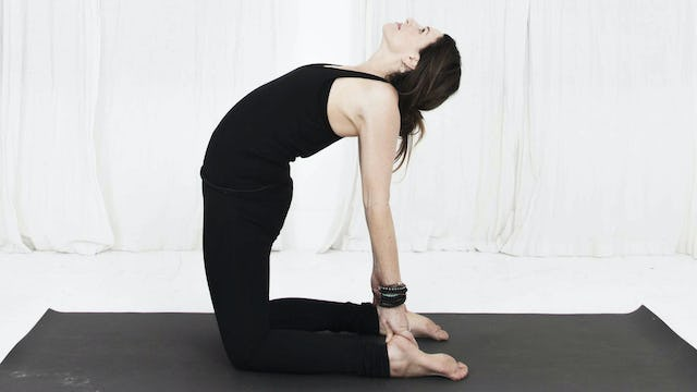 26. Day 8 - A Tutorial to Practice Strengthening Backbends Safely