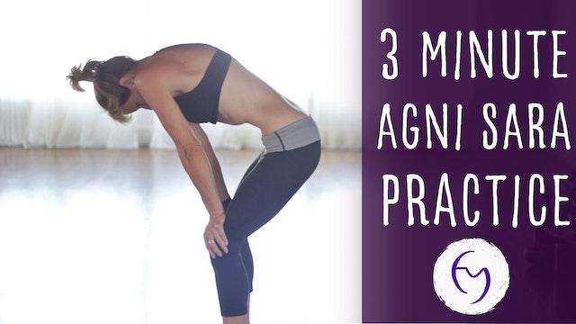 Agni Sara Practice (Fire Essence)