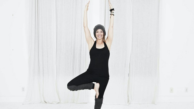 6. Day 2 - Tree Pose