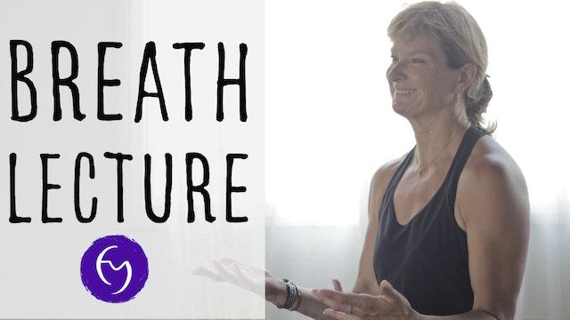 Breath Lecture