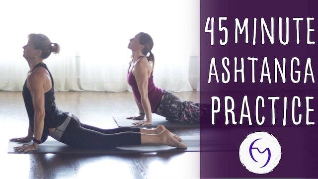 45 Min Ashtanga Practice