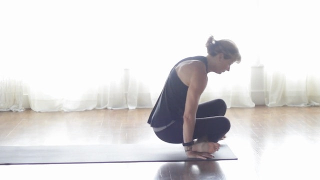 Vinyasa Seated Transitions Tutorial