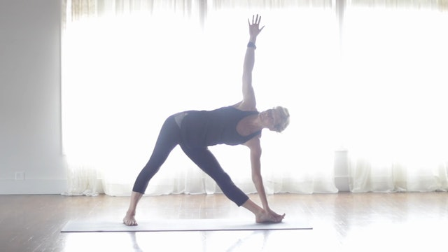 Vinyasa Standing Transitions Tutorial