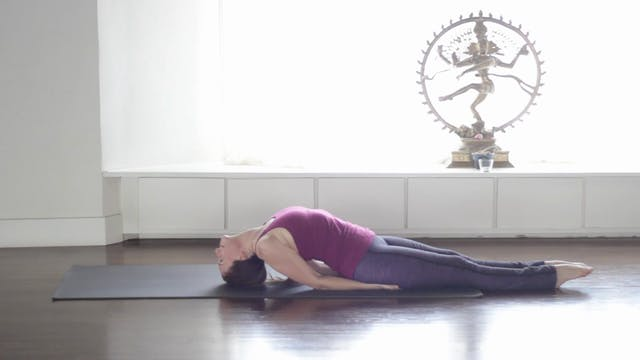 Matsyasana - Fish Pose