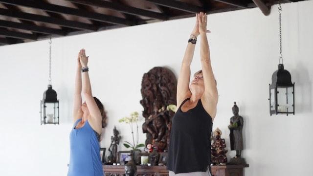 Breath Movement Practice