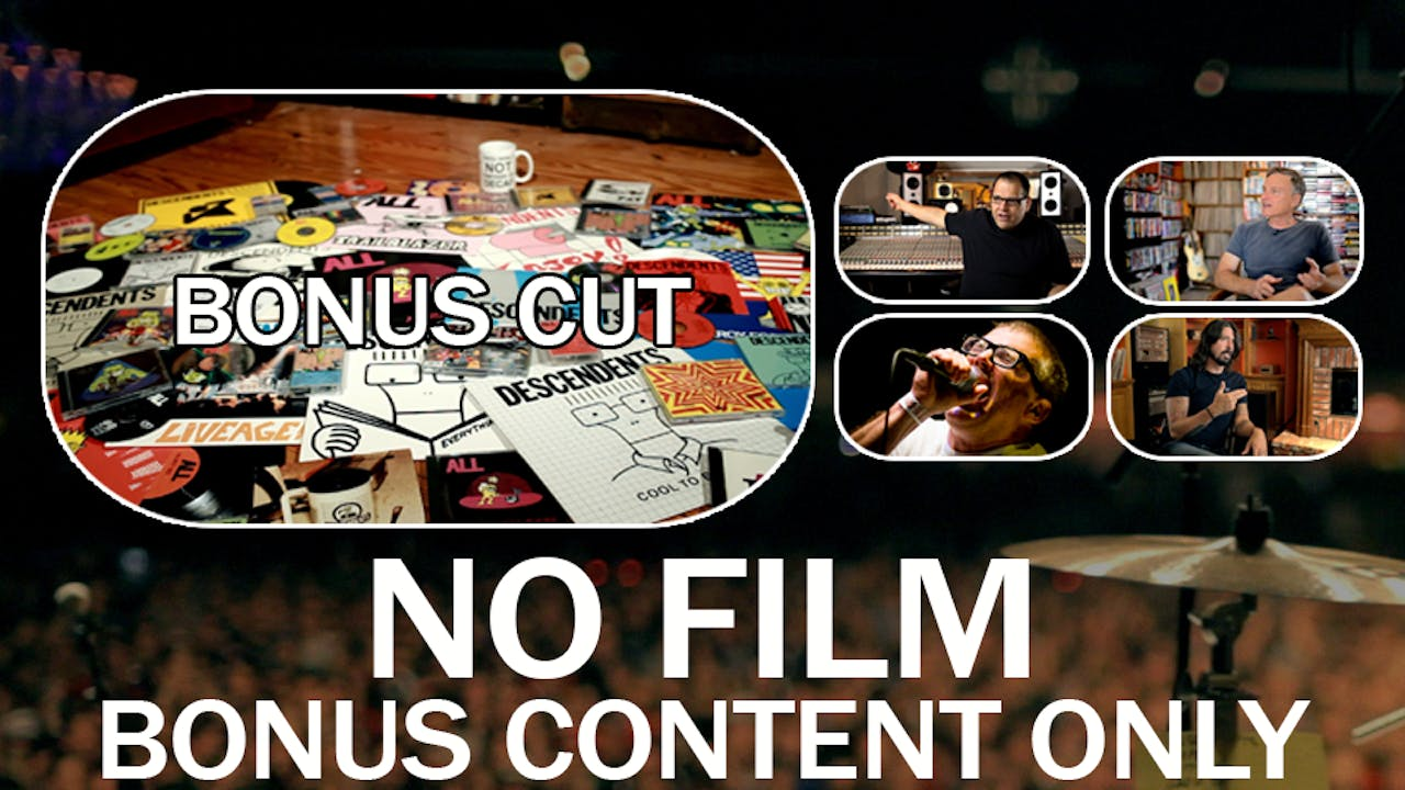 NO FILM.  ONLY BONUS CONTENT.