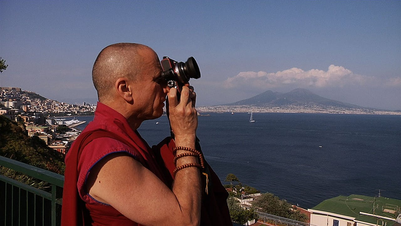 Monk With a Camera