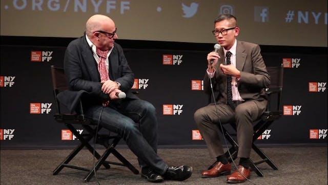 New York Film Festival Q&A