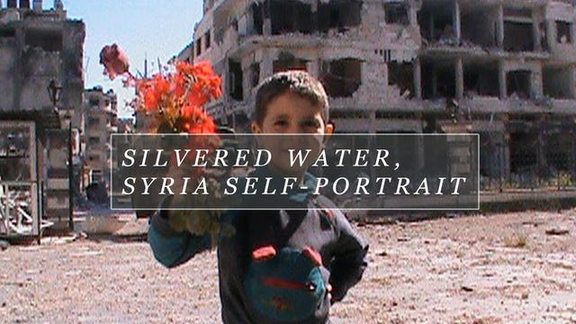 FLMTQ Release 13 - Silvered Water, Syria Self-Portrait