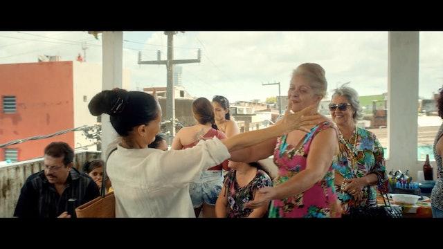 Sonia Braga Introduces Aquarius