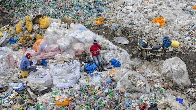 Anthropocene: The Human Epoch